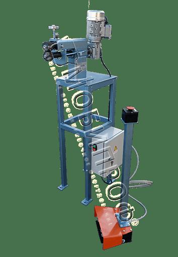 Электромеханическая зиг-машина ЗЭМ-0,8